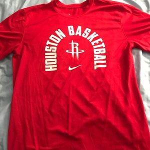 Houston Rockets Dri Fit shirt